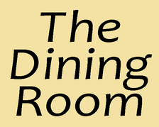 The Dining Room Logo