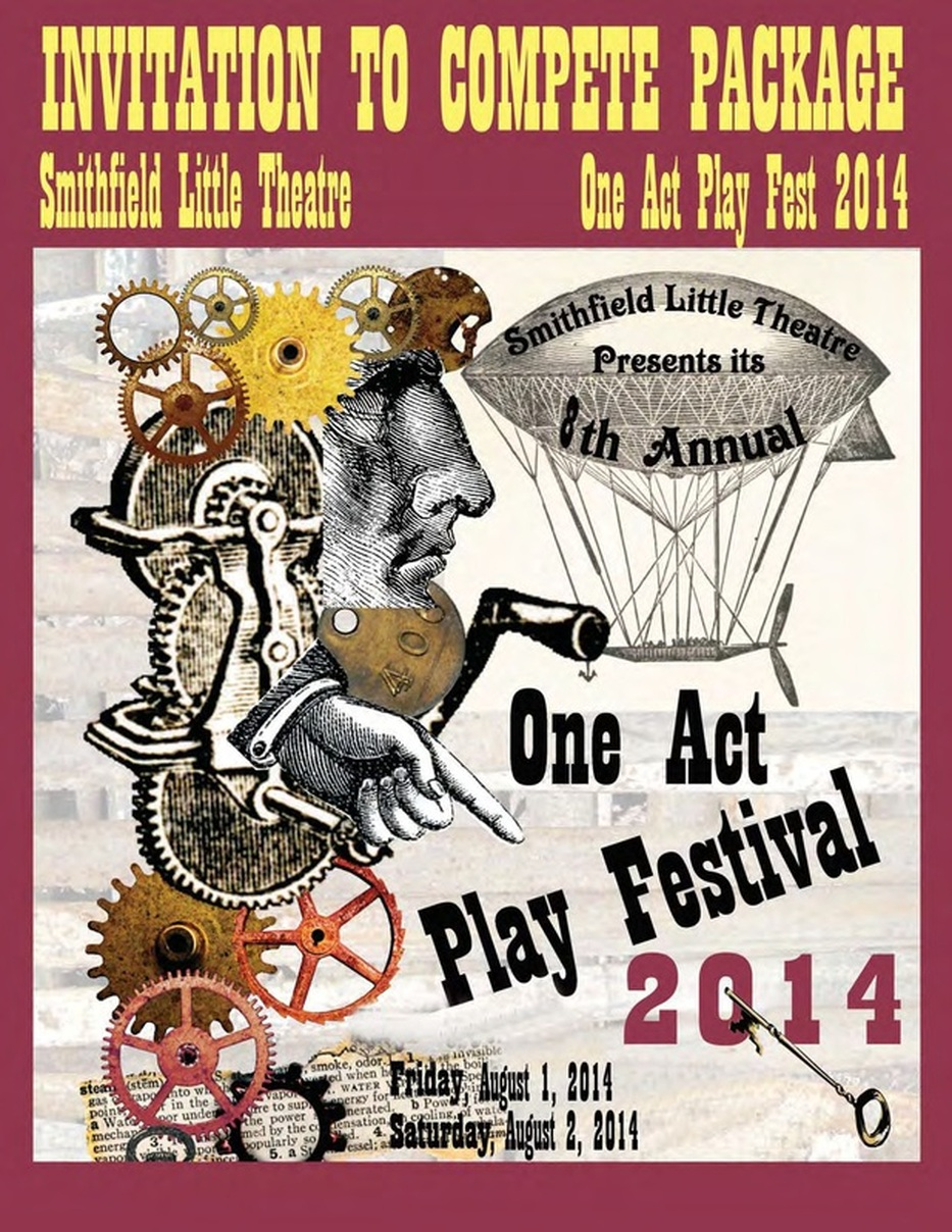 2014 One Act Festival Poster