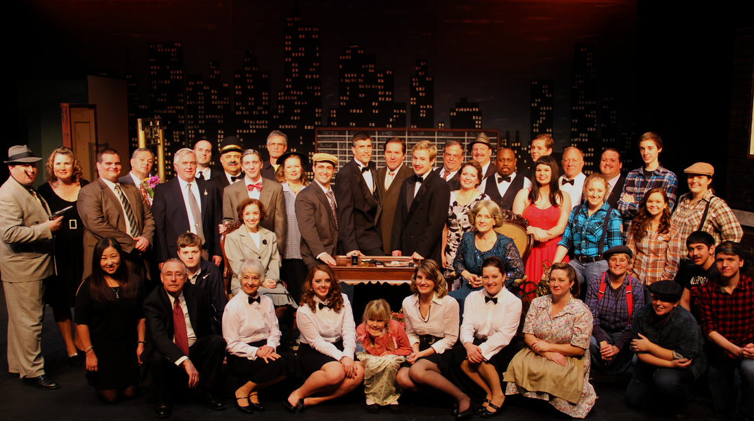 The Sting Cast Photo