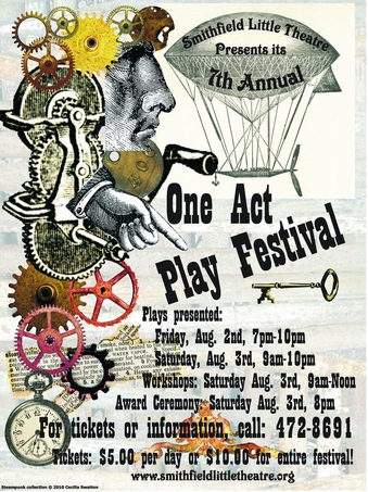 Photo from the 2012 One act play festival