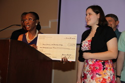 First Scholarship Winner
