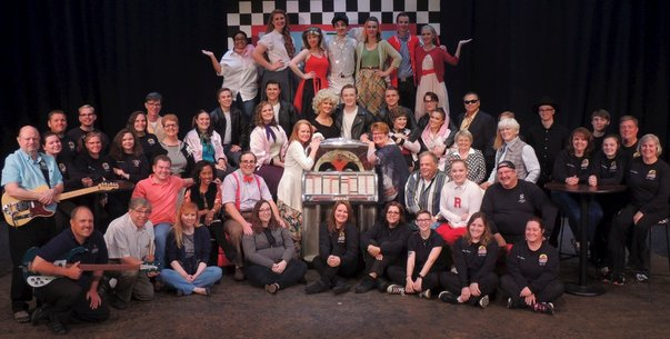 Original Grease Cast and Crew