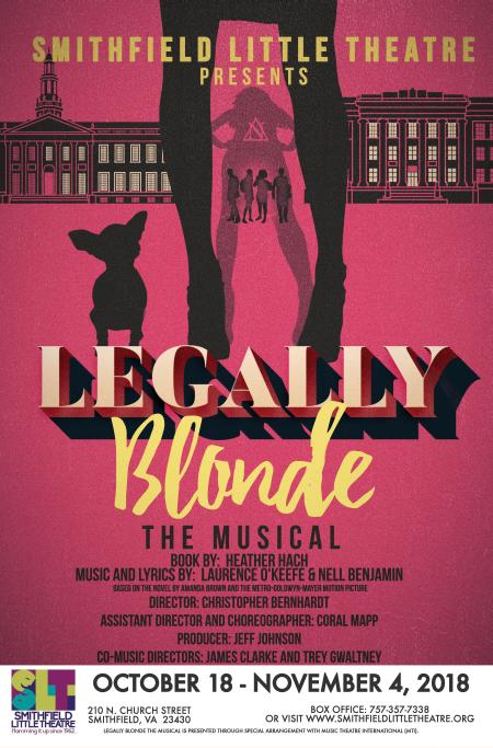 Legally Blonde Marque